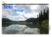 Bull Lake Cloud Reflection Carry-all Pouch