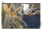 Bull Moose Up Close Carry-all Pouch