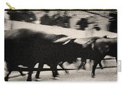 Bull Run 3 Carry-all Pouch