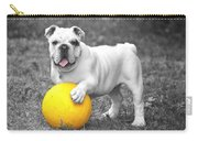 Bulldog Soccer Carry-all Pouch
