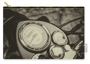 Bullet Speedometer Carry-all Pouch