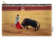 Bullfighting 21 Carry-all Pouch