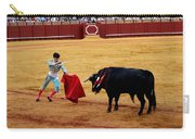 Bullfighting 22 Carry-all Pouch