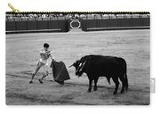 Bullfighting 22b Carry-all Pouch
