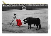 Bullfighting 22c Carry-all Pouch