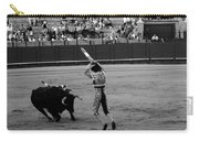Bullfighting 36b Carry-all Pouch