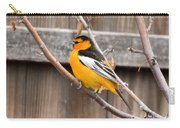 Bullock Oriole Carry-all Pouch