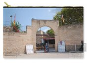 Bullring Entrance In Alcudia Carry-all Pouch