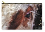 Bull's Eye Carry-all Pouch by Kaye Menner
