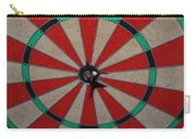 Bulls Eye Carry-all Pouch