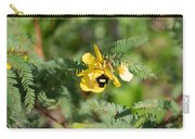 Bumblebee Deep Into Work Carry-all Pouch