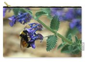 Bumble Bee Delight Carry-all Pouch