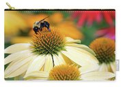 Bumble Bee On Top Carry-all Pouch