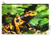Bumble Bee Poison Frog Carry-all Pouch