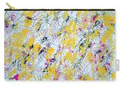 Bumble Bees Against The Windshield - V1vc100 Carry-all Pouch