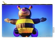 Bumblebee Hot Air Balloon Carry-all Pouch