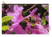 Bumblebee In Azalea Carry-all Pouch