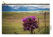 Bumblebee With The Best View Carry-all Pouch