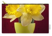 Bunch Of Daffodils Carry-all Pouch