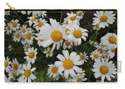 Bunch Of Daisy Carry-all Pouch