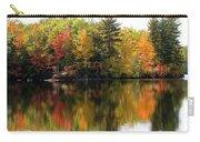 Bunganut Lake Maine Foliage 10 2016 Carry-all Pouch