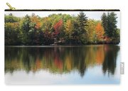 Bunganut Lake Maine Foliage 11 2016 Carry-all Pouch