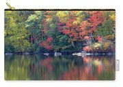 Bunganut Lake Maine Foliage 13 2016 Carry-all Pouch