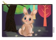 Bunny And Birdie Carry-all Pouch