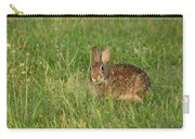 Bunny At Breakfast Carry-all Pouch