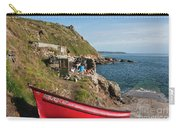 Bunty In Priest's Cove Cape Cornwall Carry-all Pouch