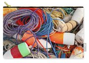 Buoys And Rope Carry-all Pouch