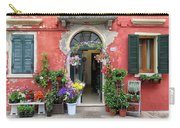 Burano Flower Shop Carry-all Pouch