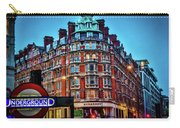 Burberry - London Underground Carry-all Pouch