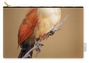 Burchell's Coucal - Rainbird Carry-all Pouch