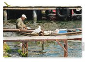 Burgazada Island Fisherman Carry-all Pouch
