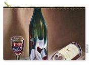 Burgundy Still Carry-all Pouch