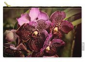Burgundy Treasures Carry-all Pouch