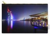 Burj Al Arab In Dubai, United Arab Emirates Carry-all Pouch