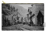 Burke Idaho Ghost Town In Its Prime Carry-all Pouch