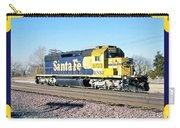 Burlington Northern Santa Fe Bnsf Carry-all Pouch