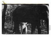 Burma: Elephants, 1960 Carry-all Pouch