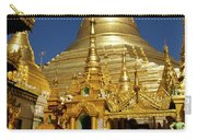 Burma's Golden Pagoda Carry-all Pouch