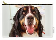 Burmese Mountain Dog Carry-all Pouch