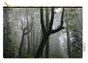 Burnaby Mountain Rainforest Carry-all Pouch