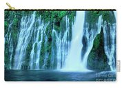 Burney Falls Mcarthur Burney State Park California Carry-all Pouch