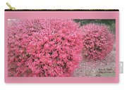 Burning Bushes Carry-all Pouch