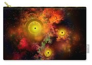 Burning Embers Nebula Carry-all Pouch