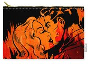 Burning Kiss Of Fire Carry-all Pouch