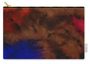 Burnished Swirl Beaneath Carry-all Pouch
