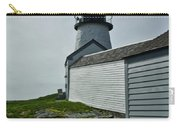 Burnt Island Light Station 3 Carry-all Pouch